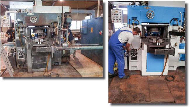 Industriereinigung und Maschinenreinigung in Kempen und Umgebung